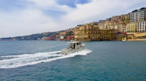work in Posillipo Napoli